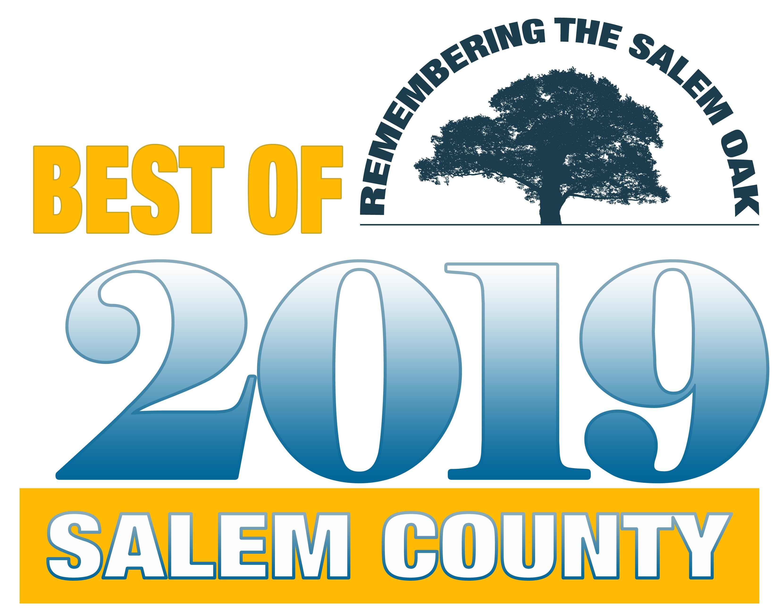 BR Williams Wins Best of Salem County 2019! - 19BestofLogo